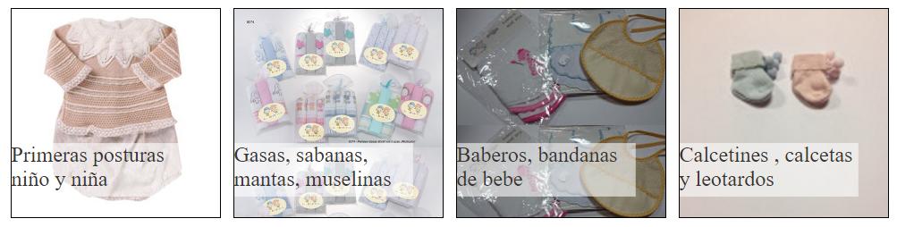 MODA INFANTIL EN ALMERIA
